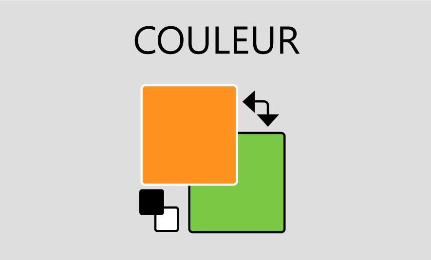 couleur photoshop infographie Lyon Paris